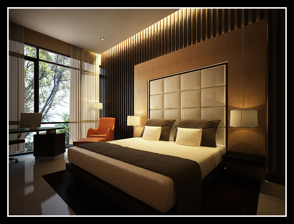 Dormitor in culorile naturii amenajari dormitoare for Bedroom designs hd photos